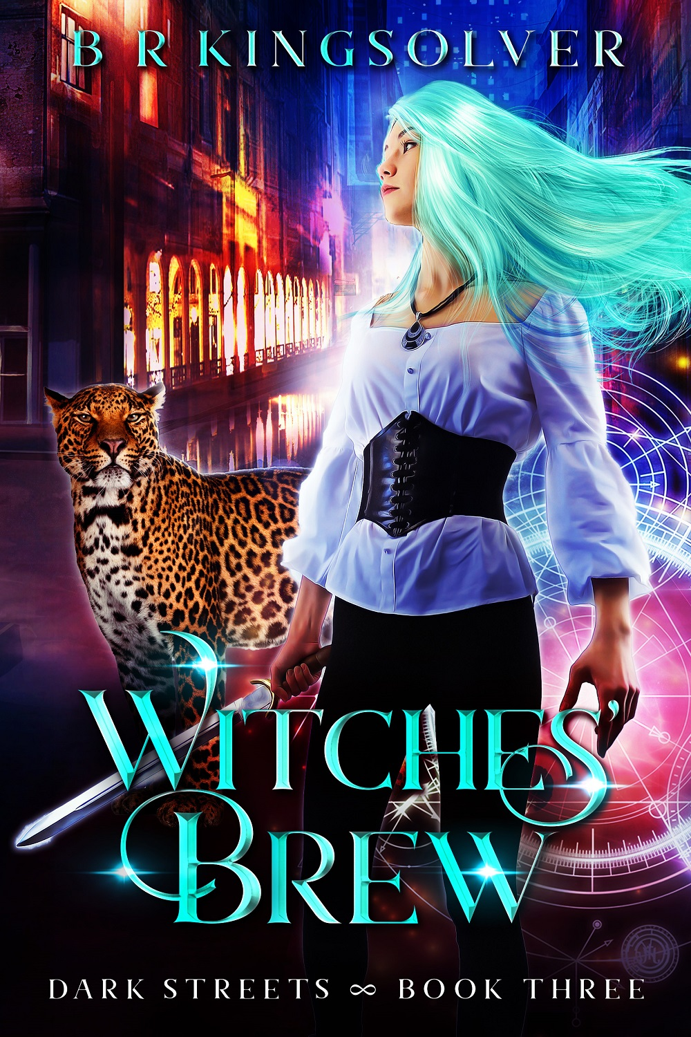 BR Kingsolver Witches' Brew